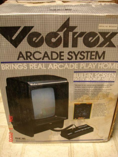 Vectrex Box