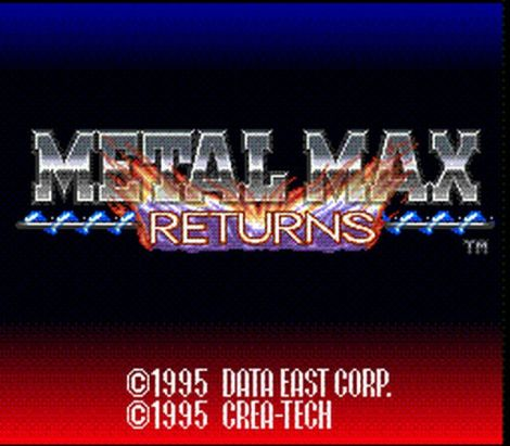 Metal Max Returns may never come to the States in an official fashion, but Metal Saga did!