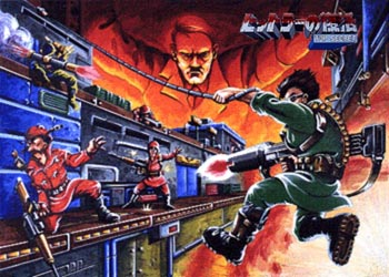 Bionic Commando's come a long way since this came out more than two decades ago