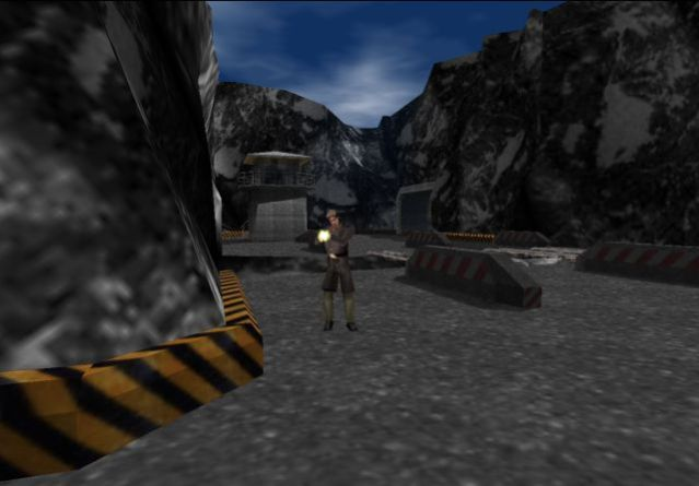 GoldenEye 007 from Rare is often held up as the poster child for the console FPS.