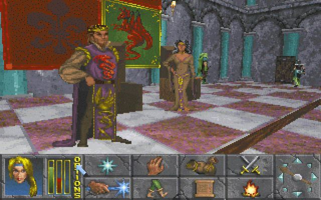 You'll be rubbing shoulders with everyone from nobility to secret societies in Daggerfall's adventure.